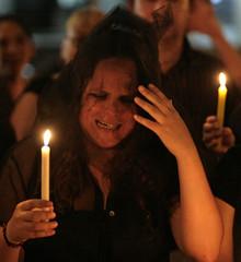 Paraguayan women rally in Asuncion