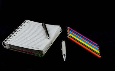 Notepad & Color