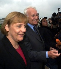 GERMANY'S CONSERVATIVE OPPOSITION MEET TO DISCUSS NEW STRATEGY IN MUNICH.