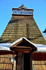 łemkowska cerkiew