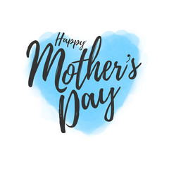 Happy Mother's Day Calligraphy & lettering design