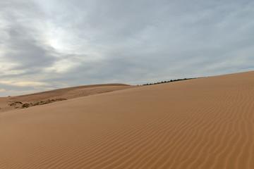 Sand dunes, Mui Ne South Vietnam Dec 2016