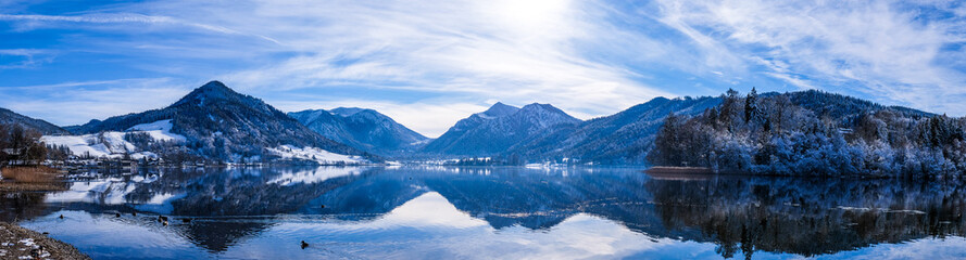 schliersee lake