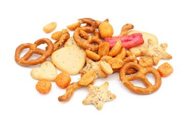Crackers / Biscuits salés pour l'apéritif