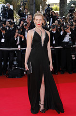 Australian actress jury member Toni Collette arrives for an evening gala screening of Zodiac at 60th Cannes Film Festival