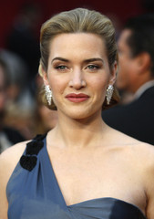 """Kate Winslet, best actress nominee for """"The Reader,"""" arrives at 81st Academy Awards in Hollywood"""