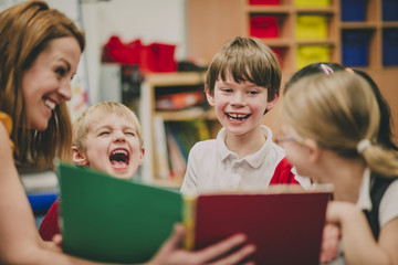 Storytime At School