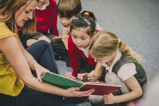 Storytime In The Classroom