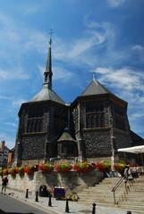 Église Sainte-Catherine de Honfleur, Normandie