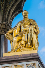 Papiers peints Artistique Prince Albert Memorial, Gothic Memorial to Prince Albert. London