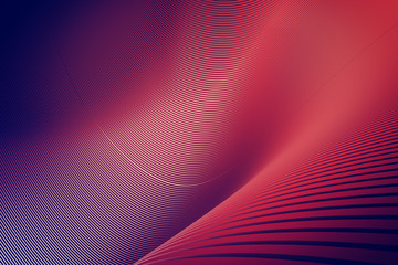 Creative red background