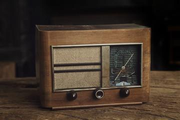 radio vintage année 1940