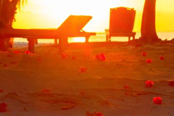 In de dag Rood traf. Dreamscape Escape On Maldives