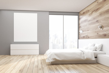 Poster bedroom, side