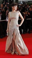 """French actress Cotillard arrives for gala screening of """"We Own The Night"""" at the 60th Cannes Film Festival"""