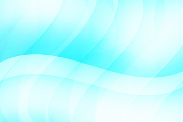 abstract   blue wave light  background