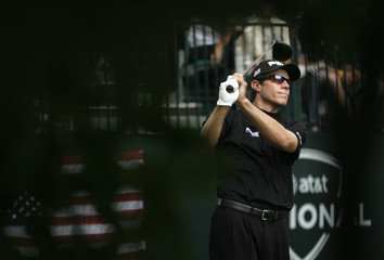 O'Hern tees off at the AT&T Championship in Bethedsa