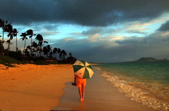 HAWAIIAN BEACH VOTED BEST IN NATION.