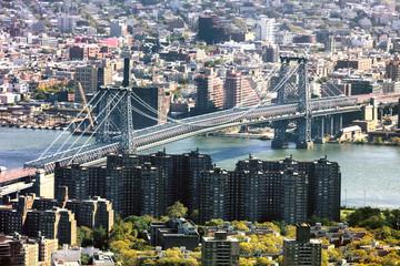 New York Williamsburg Bridge