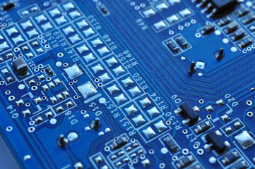Chip computer board