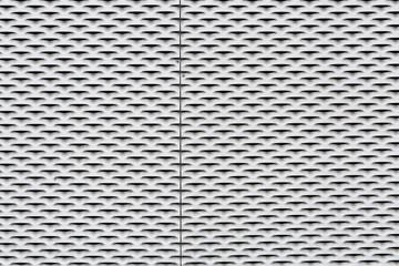 Gitter aus Metall Hintergrund