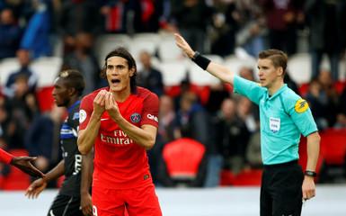 Football Soccer - Paris St Germain v Bastia - French Ligue 1