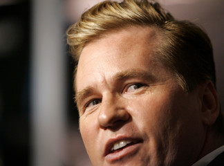 "Actor Val Kilmer attends the Los Angeles premiere of ""Kiss Kiss, Bang Bang"" in Hollywood"