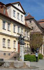 Kornmarkt in Bad Windsheim