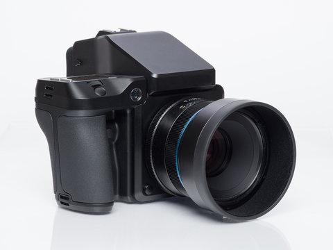 Medium Format Camera, PhaseOne XF