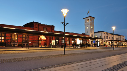 Malmö Central Railway Station