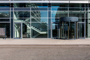 Treppenhaus Eingang Gebäude