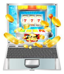 slot machine computer