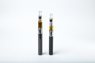 Two electronic cigarette