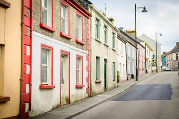 traditional Irish village of Cong, Ireland