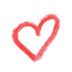 Heart shape isolated