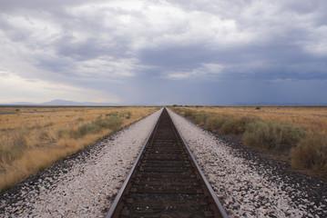 Chemin de fer au Nouveau Mexique