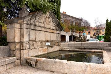 Fuente del Caño Torrelodones