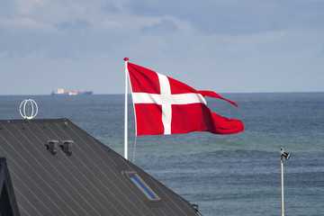 Dannebrog - Dänische Nationalflagge