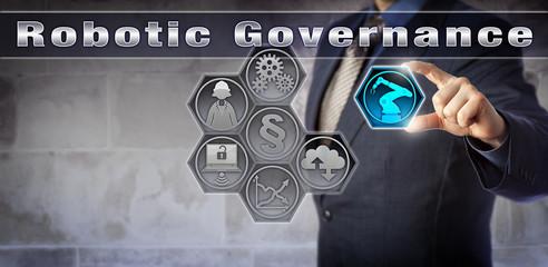 Manager Operating Robotic Governance Matrix