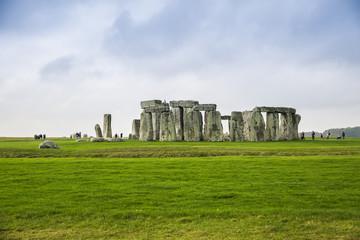 Stonehenge monument in England, UK.