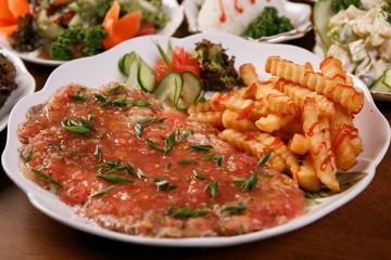Russian style pork cutlet, 러시아 돈까스, 러시아 포크커틀릿, 러시아요리