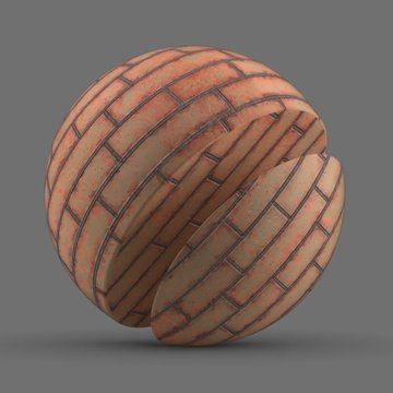 Bricks Combined Pastel