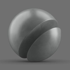 Concrete Moire Polished