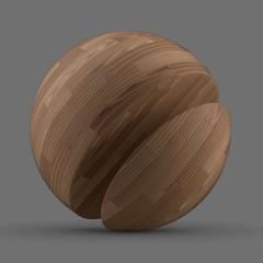 Parquet American Chestnut