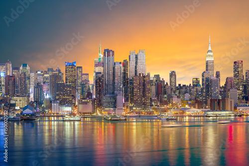 Fotomurales New York City skyline