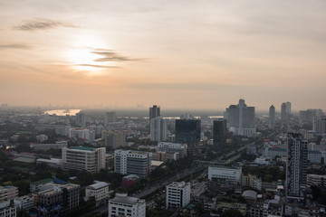 Bangkok at morning