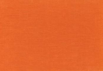 Obraz オレンジ色の布テクスチャ 背景 - fototapety do salonu