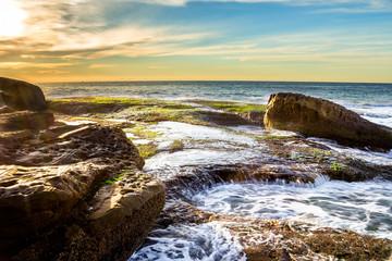 sydney beach sunrise
