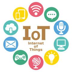 IOT インターネット コミュニケーションツール