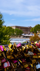 Locks at Pont Neuf